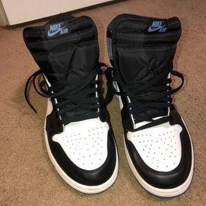 Men's Nike Air Jordan 1s.